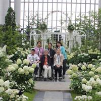 写真:淡路奇跡の植物園