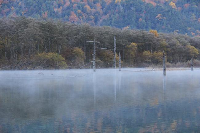 写真:大正池