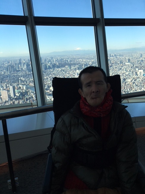 写真:東京スカイツリー