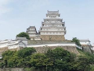 写真:姫路城